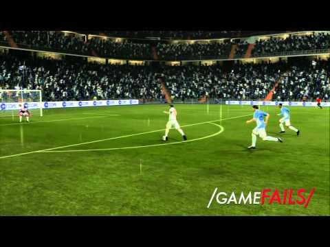 Game Fails: FIFA Soccer 12