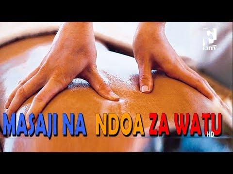 Saluni za Masaji Zilivyovunja Ndoa za watu Msimu wa Sikukuu Dar es Salaam
