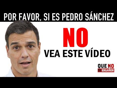 ¡DISFRUTEN! 2 min de los PEORES RIDÍCULOS y HUMILLACIONES de Pedro SÁNCHEZ que le dejan DESCOMPUESTO
