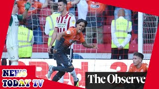 Yan Dhanda goal sinks Sheffield United as Swansea come from behind to win