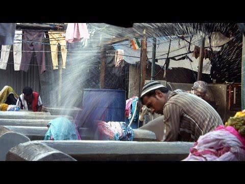 Inside Mahalaxmi Dhobi Ghat (Mumbai