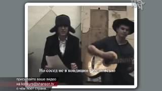 О ЧЁМ ПОЁТ СТРАНА - НОВОГОДНИЙ БЛЮЗ от участника конкурса...