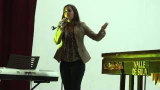 Eventoshn en el MUSIC FEST De La Escuela bilingüe Valle de Sula 2014.