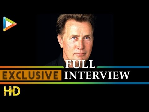Martin Sheen exclusive FULL Interview on Bhopal | Martin Scorsese | The Way