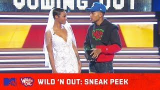 Chance the Rapper Is Ready To Propose on 'Wild 'N Out' | The Sneak Peek Show | MTV