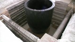 Плавильная печь электросопротивления ETF-A80