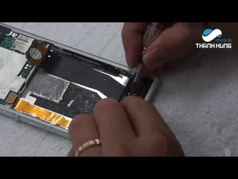 Dấu hiệu thay mặt kính Sony Xperia Z