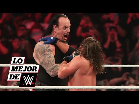 ¡The Undertaker ajusta