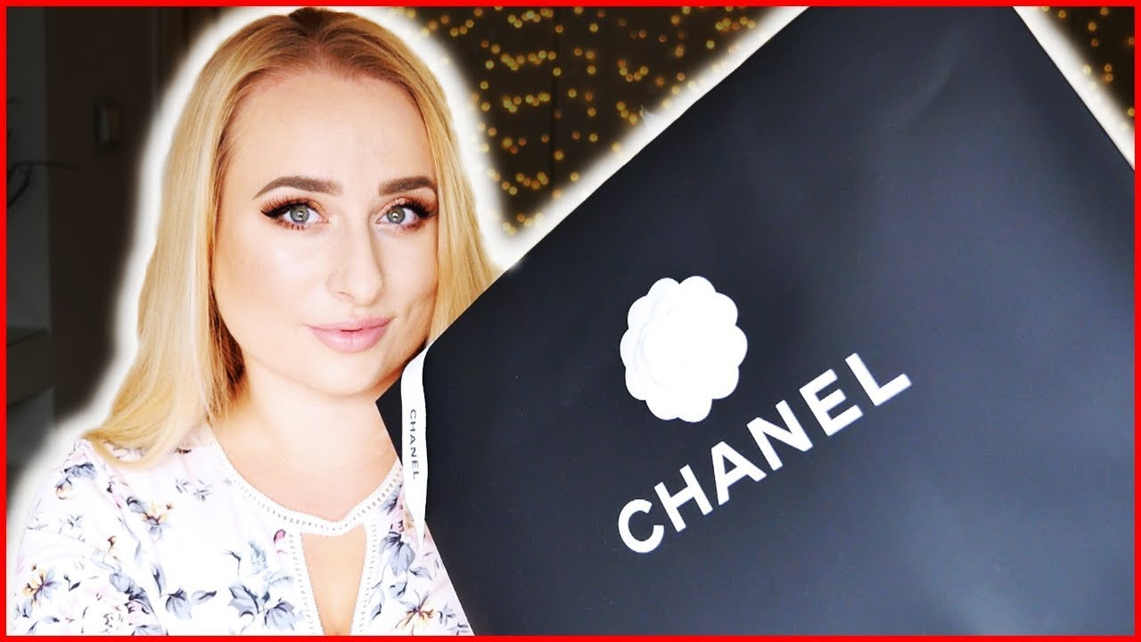🌸 CHANEL UNBOXING!
