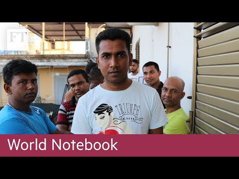 Surge in Bangladeshi migrants to Italy | World Notebook
