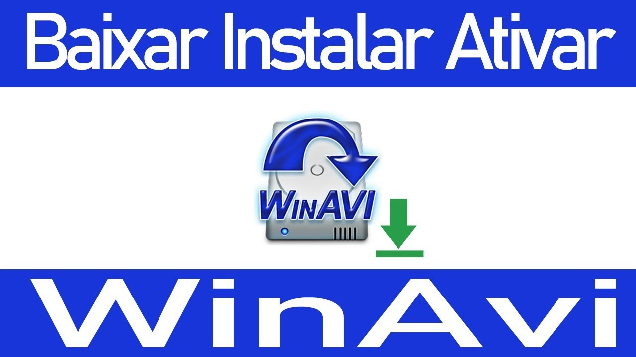 WINAVI PORTUGUES BAIXAR VIDEO CONVERTER 9.0