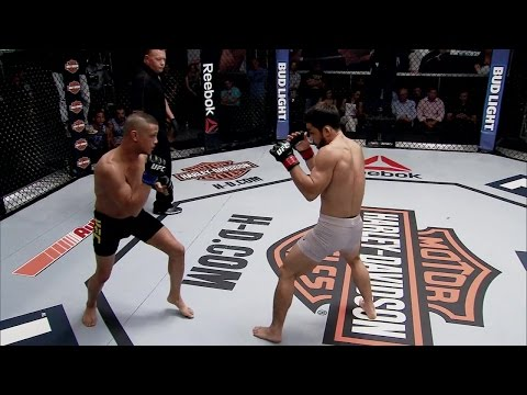 Fight Replay: Hiromasa Ogikubo vs. Adam Antolin | THE ULTIMATE FIGHTER