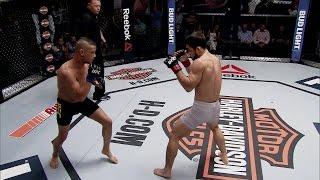 Fight Replay: Hiromasa Ogikubo vs. Adam Antolin | THE ULTIMATE FIGHTER