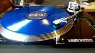 Heavens What I Feel - Gloria Estefan - 1998 gloria! - Blue Vinyl - Vinyl Rip