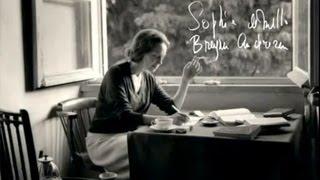 Sophia de Mello Breyner Andresen em entrevista à Emissora Nacional em 1974