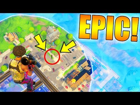 LE TOP 1 IMPOSSIBLE !! FORTNITE