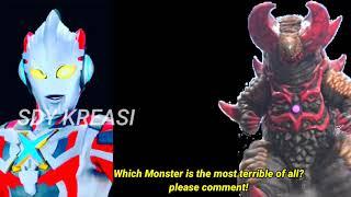 Download Monster yg dikalahkan Ultraman / Ultraman Nyanyi