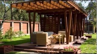 видео Террасная доска Zagu Home (пустотелая из ДПК)