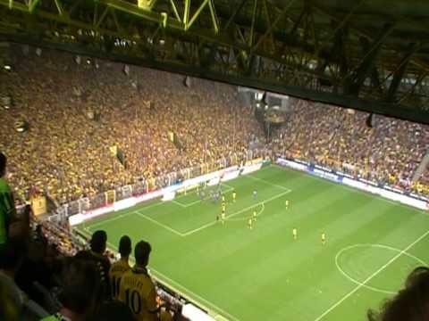Borussia Dortmund - VFL Wolfsburg 1