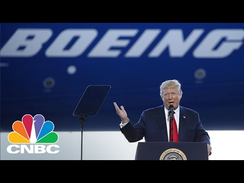 President Donald Trump: Our Mantra Is Hire American, Buy American | Power Lunch | CNBC