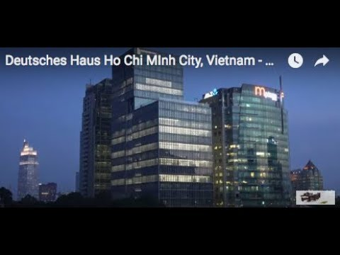 Deutsches Haus Ho Chi MInh City, Vietnam - Night pictures preview - August/31/2017