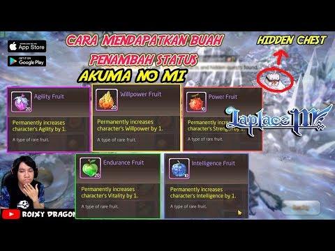 Akuma No Mi - Buah Penambah Status 😜 Laplace M (SEA) Gameplay Android Indonesia - 동영상