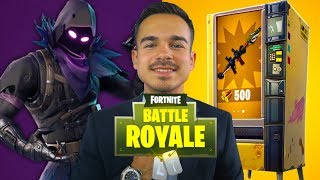 FORTNITE ACTION WITH NEW SKIN !! 🔥🔥🔥