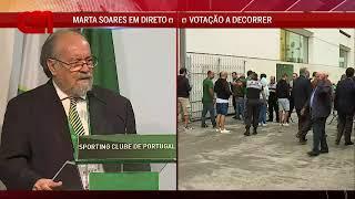 Marta Soares fala de Bruno Carvalho à margem das eleições no Sporting