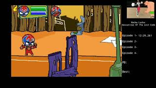 Mucha Lucha: Mascaritas Of The Lost Code GBA Any% Speedrun in 1:31:28.396
