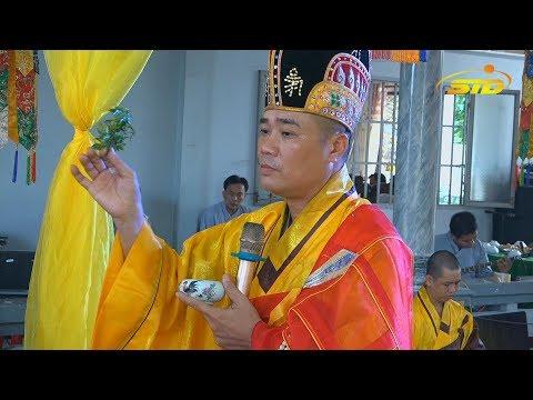 Lễ Trai Đàn Chẩn Tế tại Chùa Thiên Phước