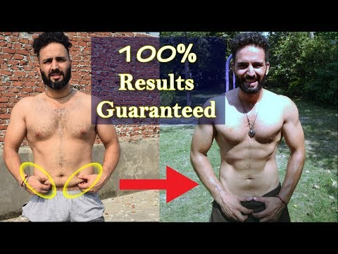 5 Best exercises & supplements to Reduce Side Fat | Love Handles