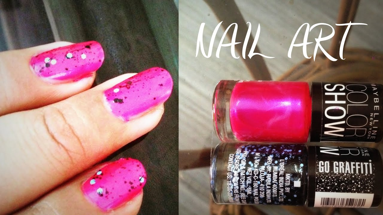 Diy nail art without any tools hindi video nail art design diy nail art without any tools hindi video nail art design diy projects youtube prinsesfo Gallery