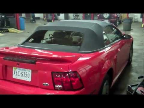 2000 Ford Mustang Convertible For Sale on Craigslist - G&C Tire and Auto  Service