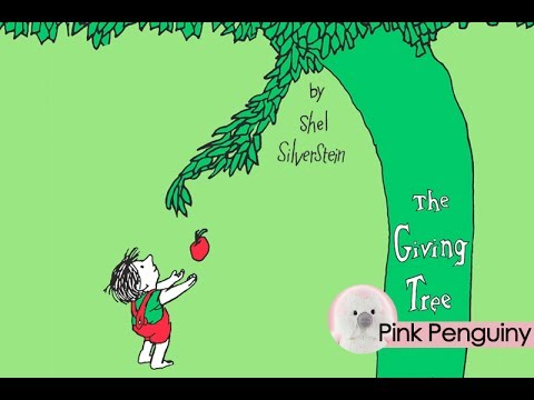 The Giving Tree by Shel Silverstein | Read Aloud Books for Children!