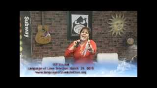 "ReneMarie - Because you Loved Me- "" LOVE IS HEALING"""