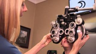 How does a pediatric optometrist check a child's eyes & vision? by an eye doctor for kids
