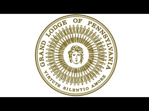 Grand Lodge of Free & Accepted Masons of Pennsylvania Live Stream