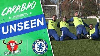 Epic Knee Slides, Giroud Scores Stunning Overhead! | Chelsea Unseen