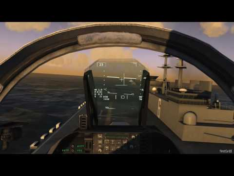 Combat Air Patrol 2 - Evening flight