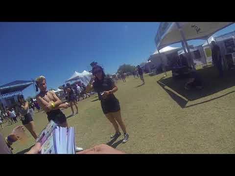 Pride Festival Phoenix 2018 grassroots marketing campaign by Live Nation Phoenix