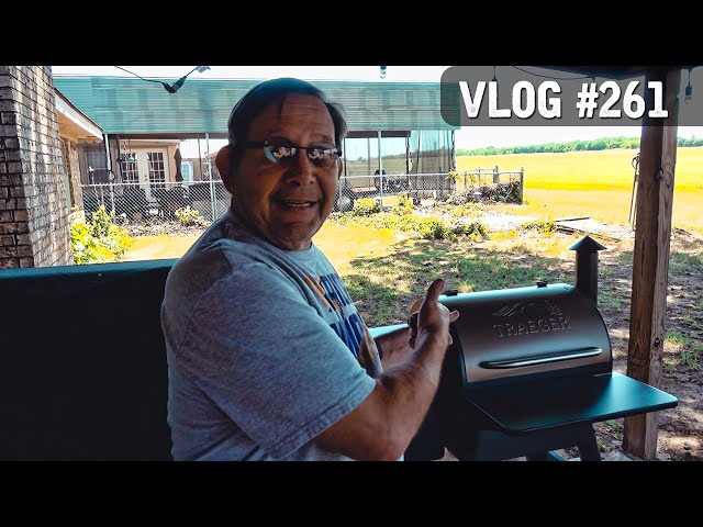 VLOG #261 / OKIE Style RIBS for Dad's BIRTHDAY! / May 6, 2020