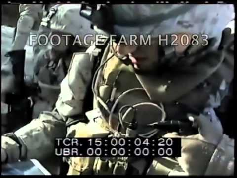 2006 Iraq War: Ramadi, US Military & Iraqi Army H2083-04 | Footage Farm