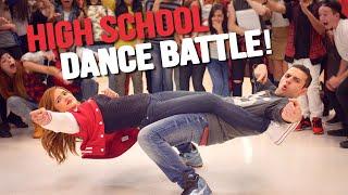 Download HIGH SCHOOL DANCE BATTLE - GEEKS VS COOL KIDS! // ScottDW Mp3 and Videos