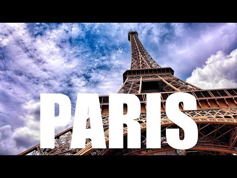 A TOUR OF PARIS: Walking From Notre Dame to the Eiffel Tower