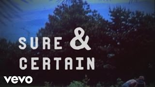 Jimmy Eat World - Sure and Certain (Lyric Video) by : JimmyEatWorldVEVO