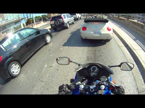 Motorcycles vs Cars - Pros and Cons