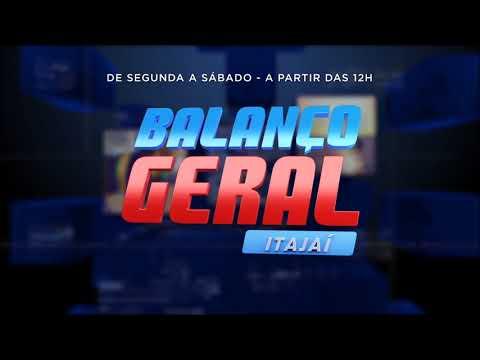 Balanço Geral Itajaí - Jornalismo local e regional