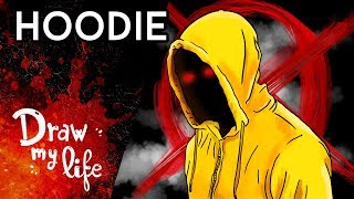HOODIE, el chico OBSESIONADO con SLENDERMAN - Draw My Life e...