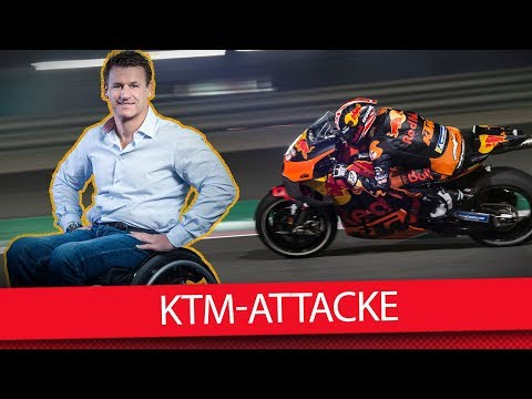Was plant KTM 2019? - MotoGP (Interview) / mit Pit Beirer