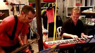 Kohan-Ferrarini Duo - Fiebre de Tango (Astor Piazzolla), Geneva, Switzerland
